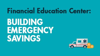 Building Emergency Savings