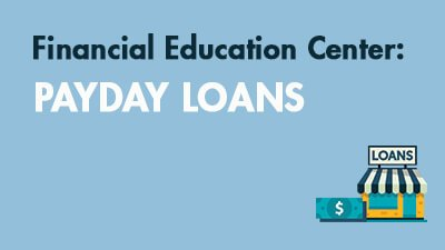 Learn About Payday Loans