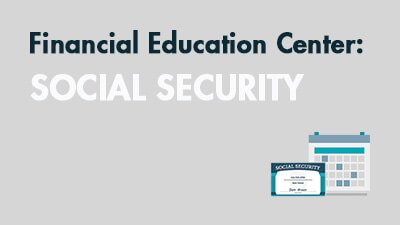 Learn About Social Security