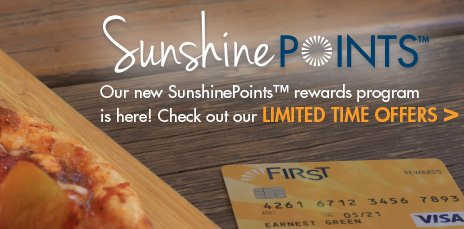 SunshinePoints are here!