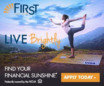 Live Brightly with a Rewards Credit Card