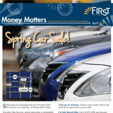 April Money Matters